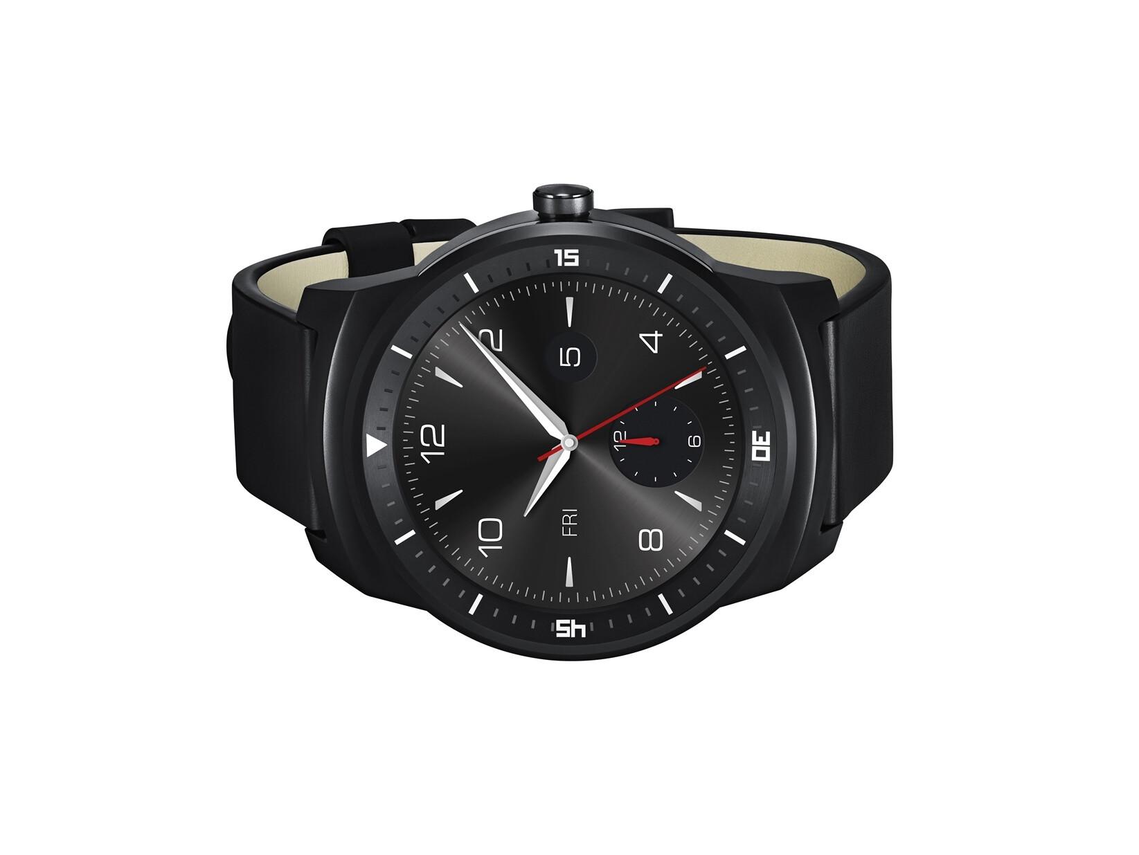 ساعت هوشمند G Watch R