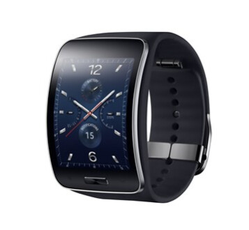 The Samsung Gear S is introduced