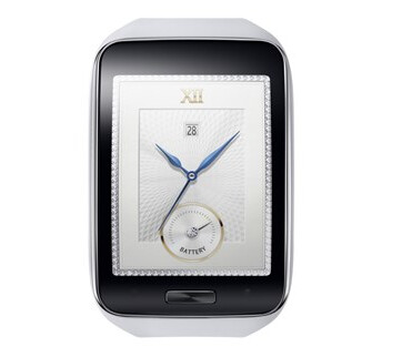 Samsung Gear S unveiled by Samsung; smartwatch offers 2 ...