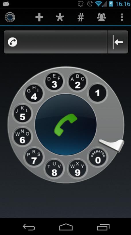 Old School Rotary Diale screenshots
