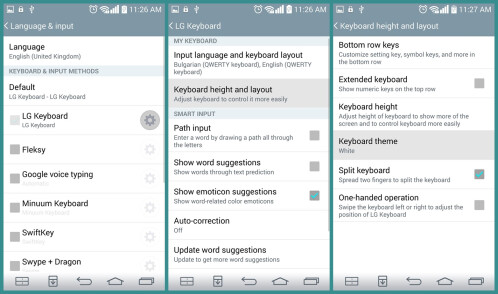 How to get some fantastic Android L-inspired keyboard themes on the LG G3