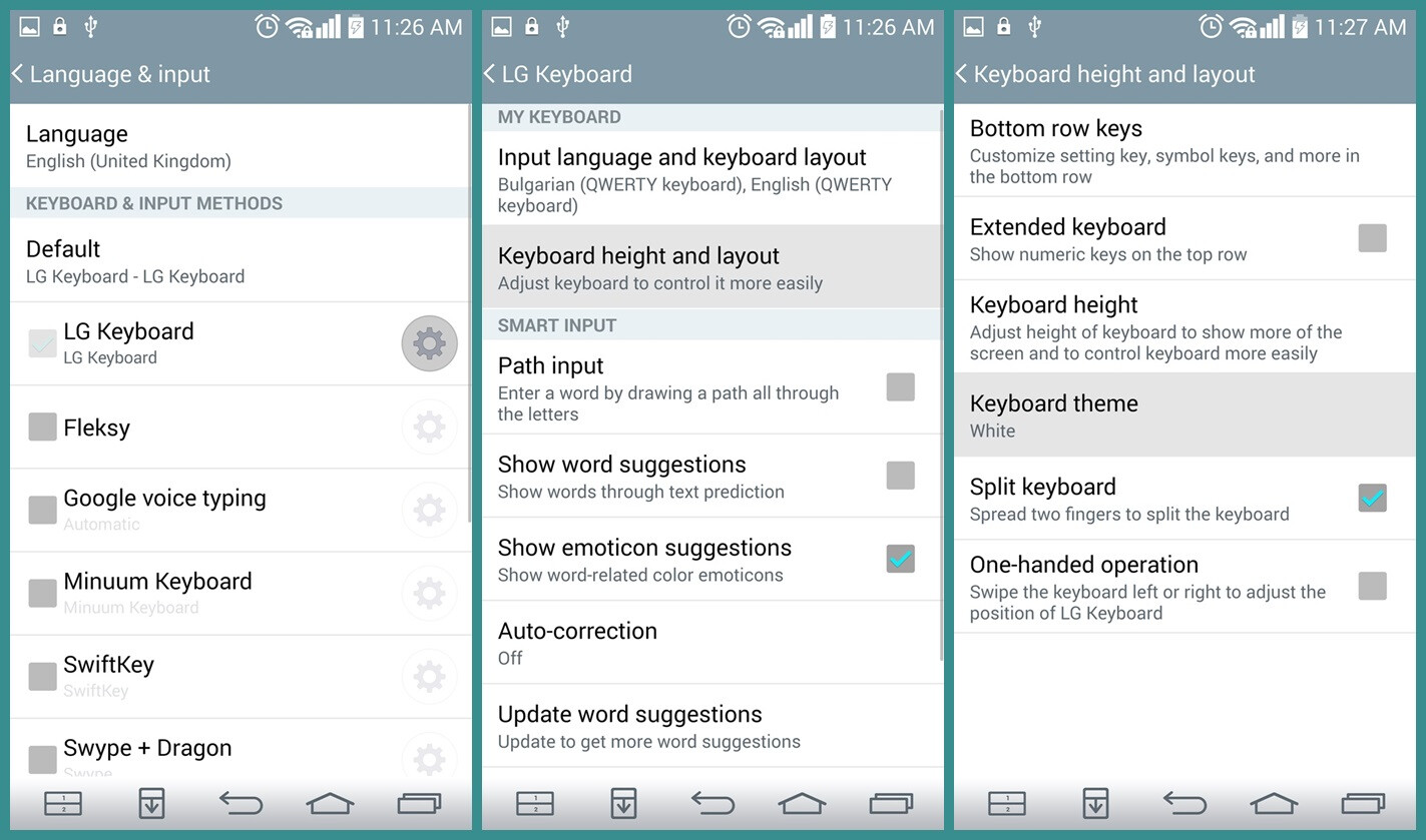 How To Get Some Fantastic Android L Inspired Keyboard