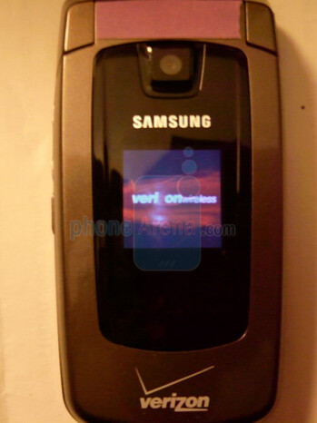 Samsung U550 for Verizon