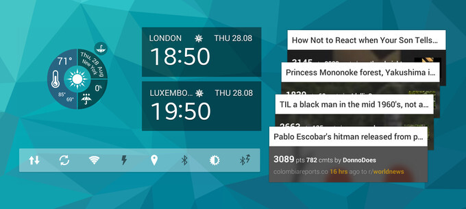 15 Free Android Widgets You Must Have Phonearena