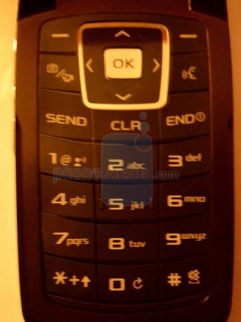 Samsung U550 for Verizon