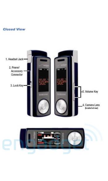 Samsung SCH-U470 Juke