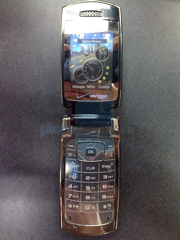 Samsung U700 - Samsung U700 comes to Verizon in early October