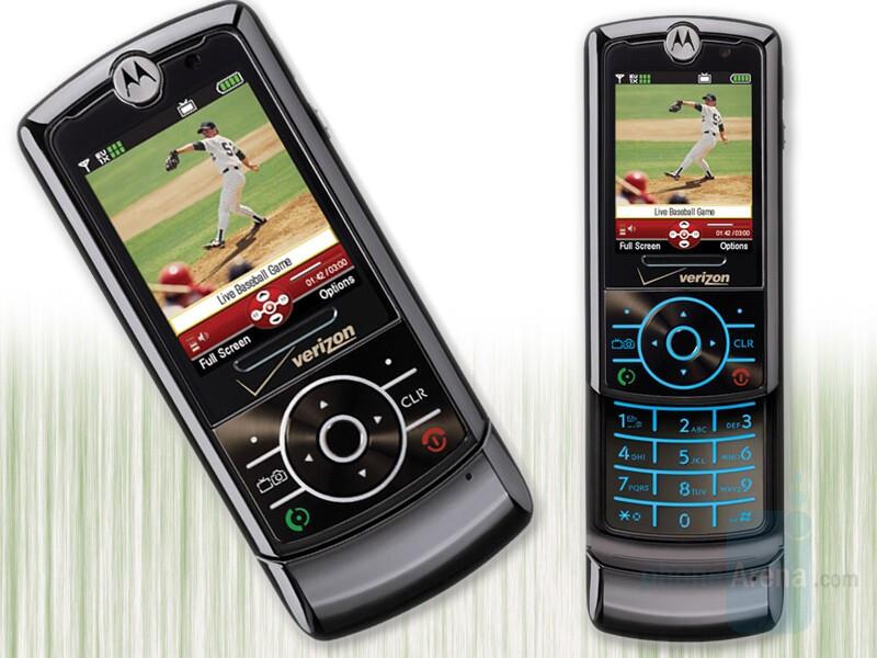 Motorola Z6tv - Verizon announces Motorola Z6tv