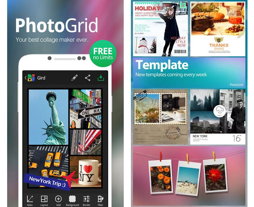 Photo Grid Collage Maker