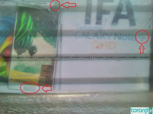 Samsung Galaxy Note 4 leaks: alleged IFA poster shows up, UAProf reveals more details