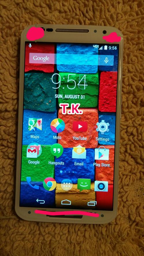 Moto X+1 images