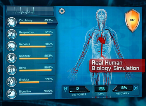 Bio Inc. is a macabre, yet captivating game