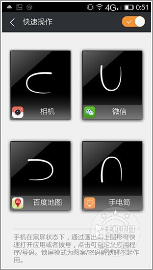 Gionee Elife S5.1 Interface