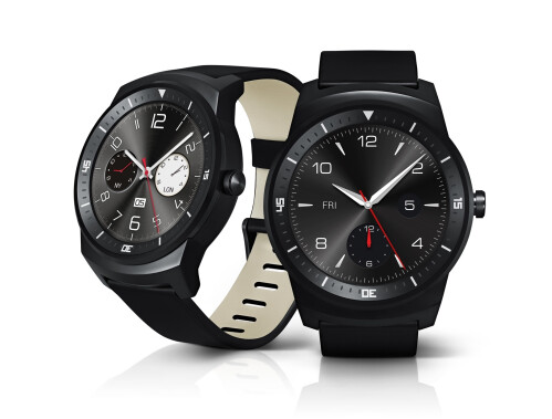LG G Watch R fully unveiled