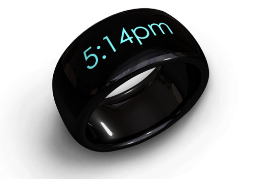 Smartwatch too cumbersome for you? How about a smart ring