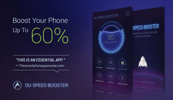 DU Speed Booster: give your Android phone a fast tune-up