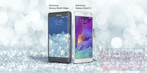Samsung Galaxy Note 4 and Note Edge might be announced today