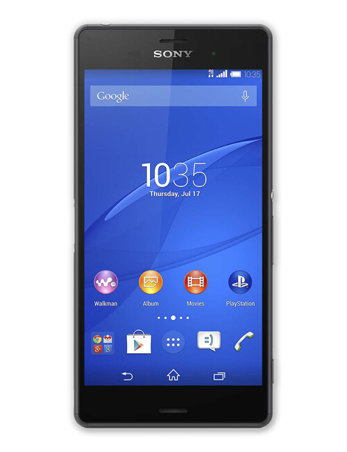 The Sony Xperia Z3 is here! 7.3 mm-thin with a new, rounded design and improved G Lens