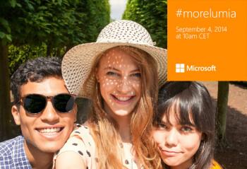 Livestream: Tune in for Nokia and Microsoft's #MoreLumia IFA 2014 event here