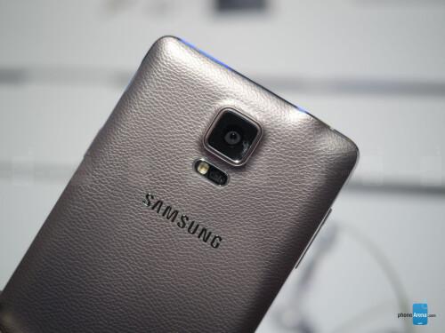 Samsung Galaxy Note 4 vs Samsung Galaxy Note Edge