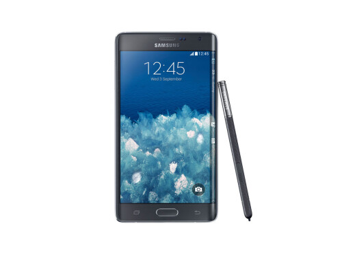 Samsung Galaxy Note Edge: all the official images