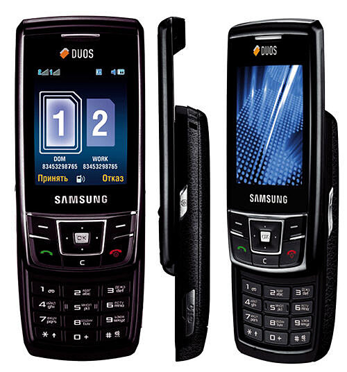 Samsung D880 DUOS is GSM with two SIM cards