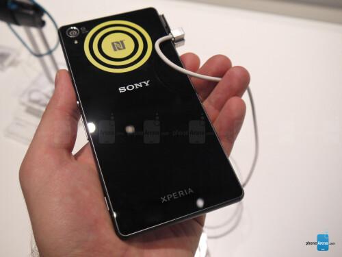 Xperia Z3 in black