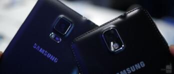 Samsung Galaxy Note 4 vs Samsung Galaxy Note 3: first look