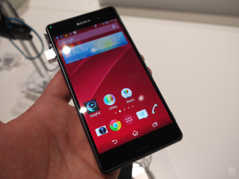 Sony Xperia Z3 hands-on: thinner, faster, bolder