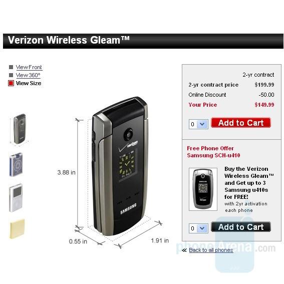 Samsung Gleam - Samsung Gleam and Motorola Z6tv come tomorrow, Juke gets price