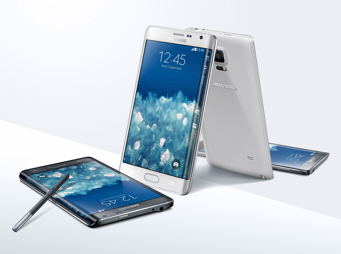 samsung galaxy note 4 and note edge all the new features