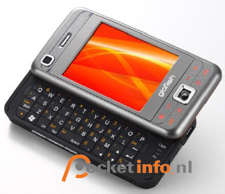Eten M800 - Eten prepares M800 with QWERTY and VGA display
