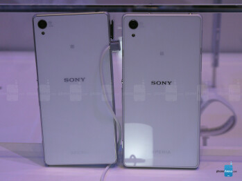 Sony Xperia Z3 vs Sony Xperia Z2: first look