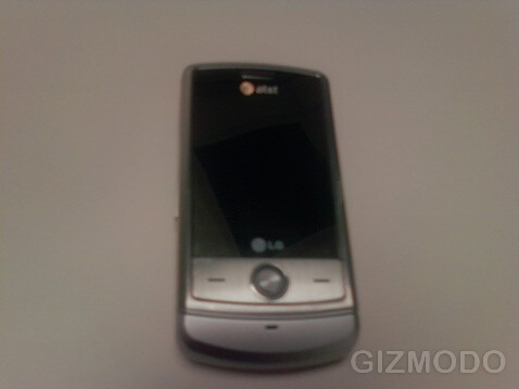 LG Shine for AT&T - LG Shine comes to AT&T