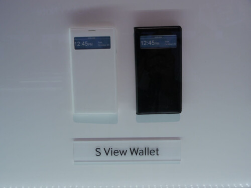 S View Wallet