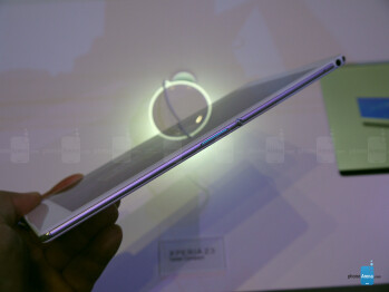 Sony Xperia Z3 Tablet Compact hands-on: a compelling and slim 8-inch slate that's not afraid of the water