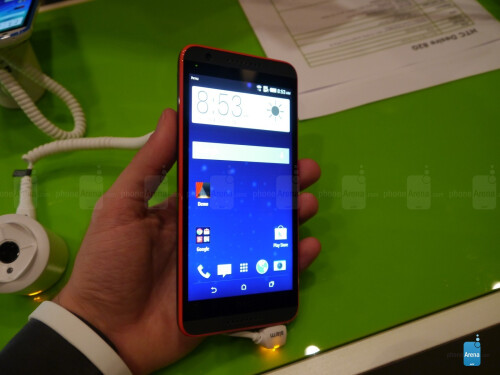HTC Desire 820 hands-on