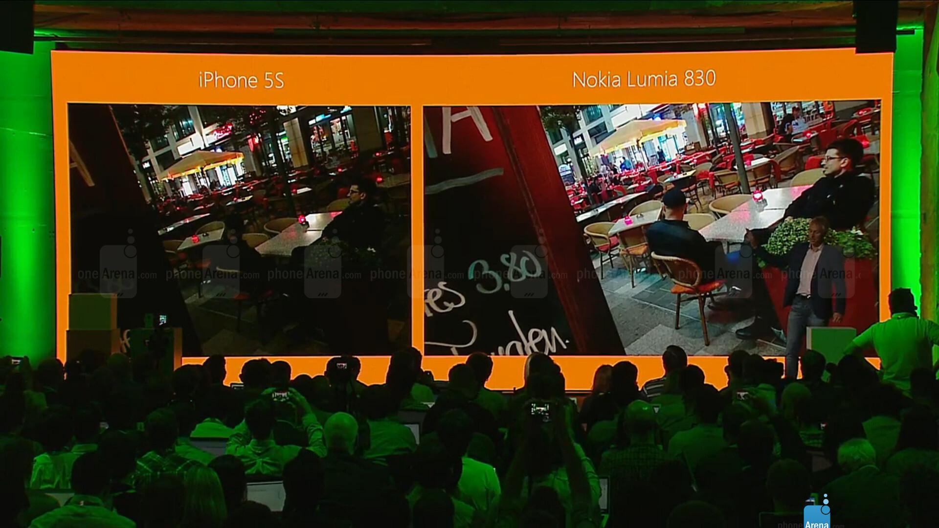 IFA 2014 .. مايكروسوفت تكشف عن لوميا 830 1