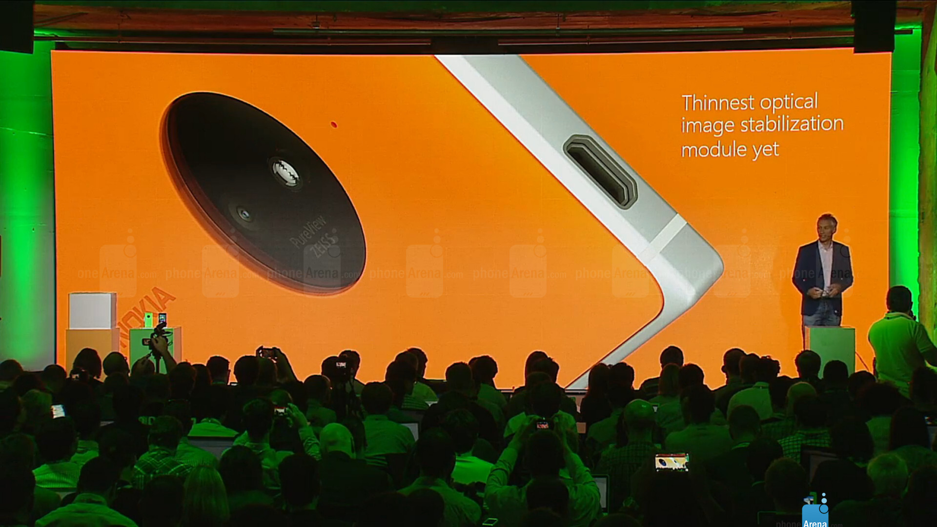IFA 2014 .. مايكروسوفت تكشف عن لوميا 830 2