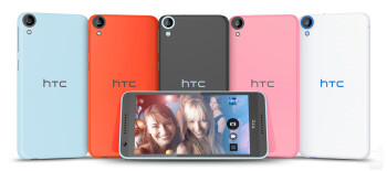 First benchmark results for the 64-bit Snapdragon 615-packing HTC Desire 820 are here