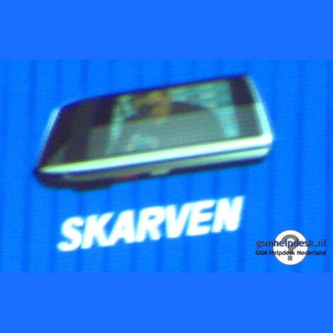 Motorola SKARVEN - Motorola prepares 8MP cameraphone?
