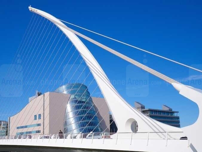 The Samuel Beckett Bridge - The iPhone 6 to come pre-loaded with U2's new album, band to play September 9 keynote?