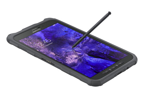 Meet the Galaxy Tab Active, Samsung's first water-resistant tablet
