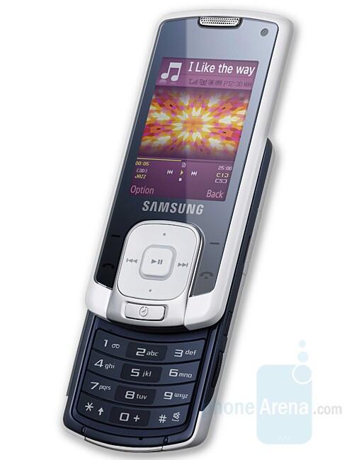 SGH-F330 - Three new music phones announced by Samsung