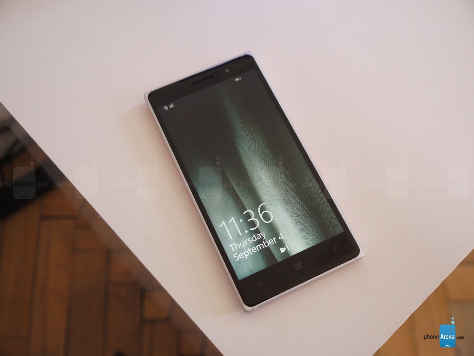 Nokia Lumia 830 Hands On The Denim Demon Phonearena Reviews