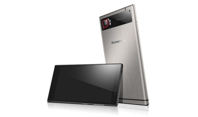 Lenovo Vibe Z2 breaks cover: 64-bit phablet, ready for an 8-megapixel selfie