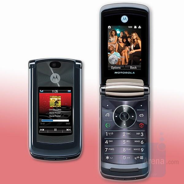Motorola RAZR2 V8 was announced for T-Mobile