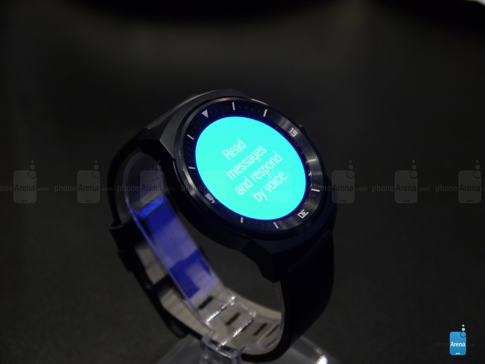 LG G Watch R hands-on: circular Android Wear magic