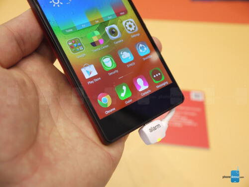 Lenovo Vibe X2 hands-on