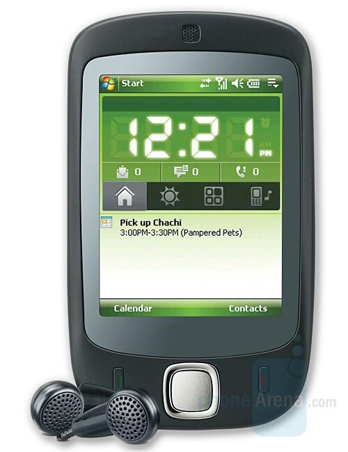 HTC Touch - Sprint announces HTC Touch